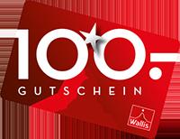 Gutschein Fr. 100.– Saas